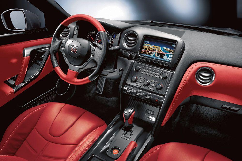 Nissan Gtr Interior >> 2014 Nissan Gt R2014 Nissan Gt R Interior Dream Cars