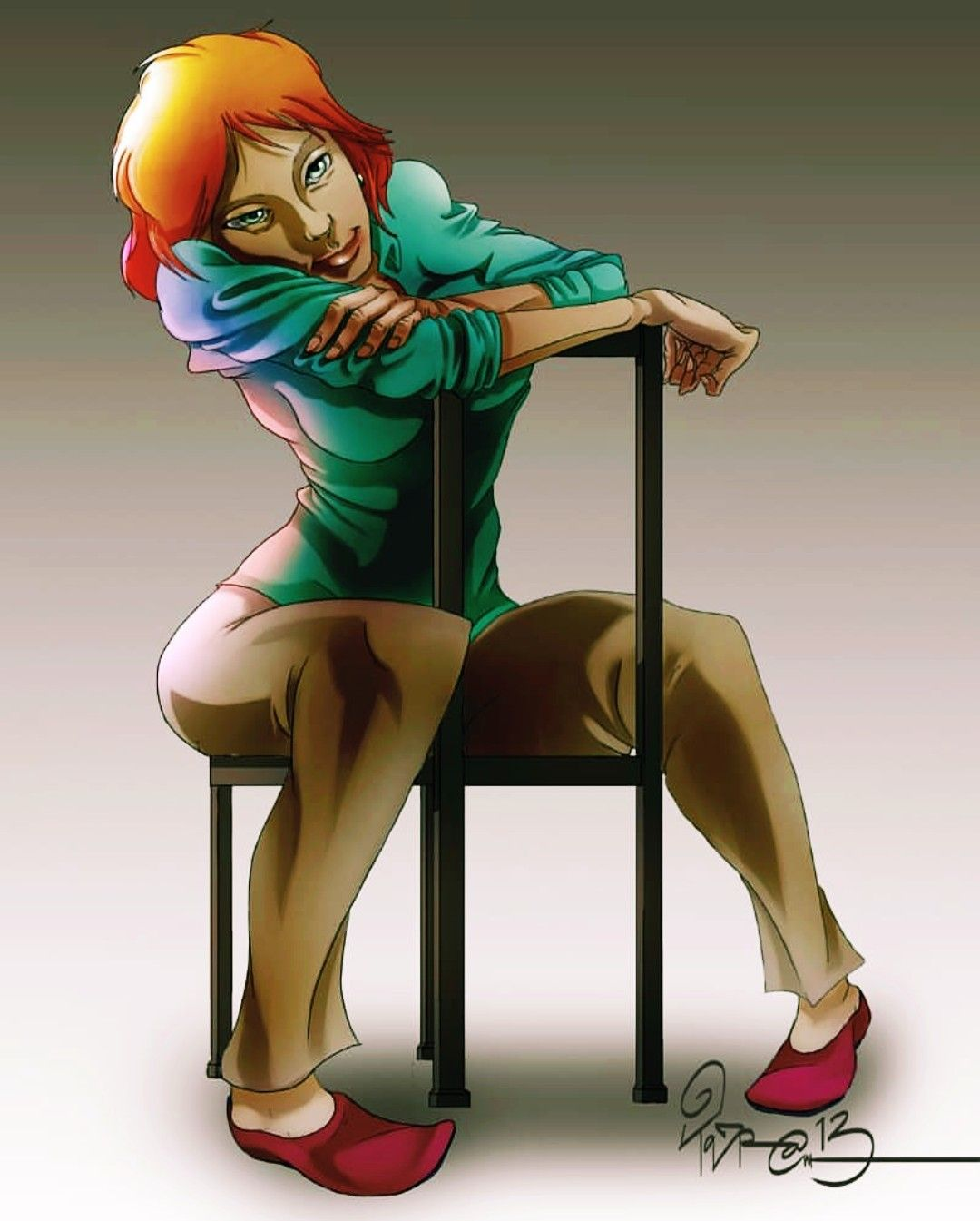 Family Guy's Lois Griffin Lois griffin, Family guys