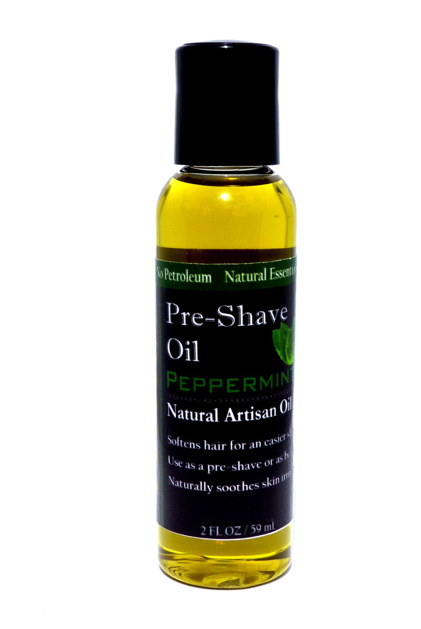 Peppermint Pre-Shave Oil