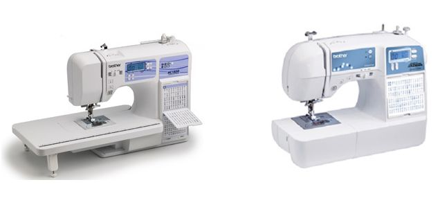 Brother HC40 Vs Brother XR40PRW Comparison In Detai Ideas For Fascinating Brother Sewing Machine Comparison