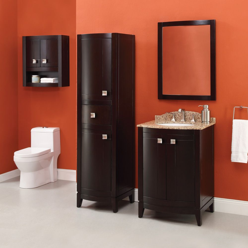 Decolav 5240 Gavin 24 Bathroom Vanity Trend Setting Design Of This Collection Is Ideal For Any
