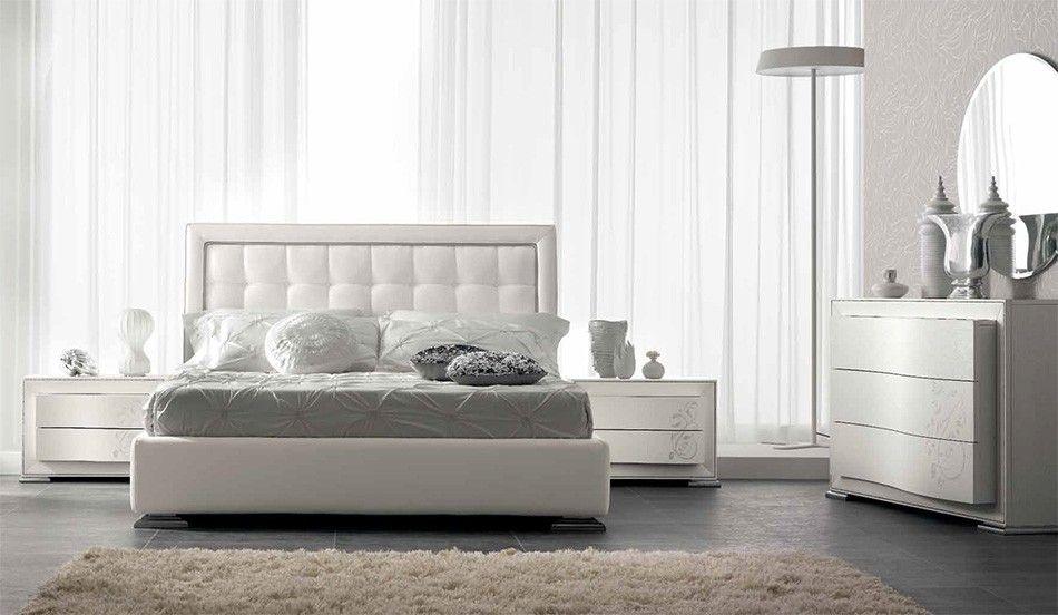 Regina Italian Bed / Bedroom Set by Spar - $3,099.00 | Italian ...