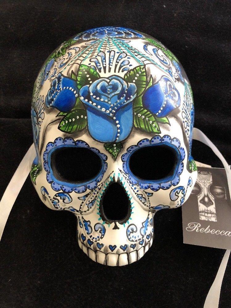 Dia De Los Muertos Face Mask