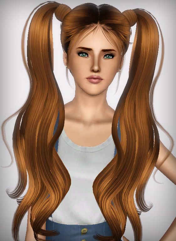 hair style for children newsea s miku andskysims 59 hairstyles retextured by 7838