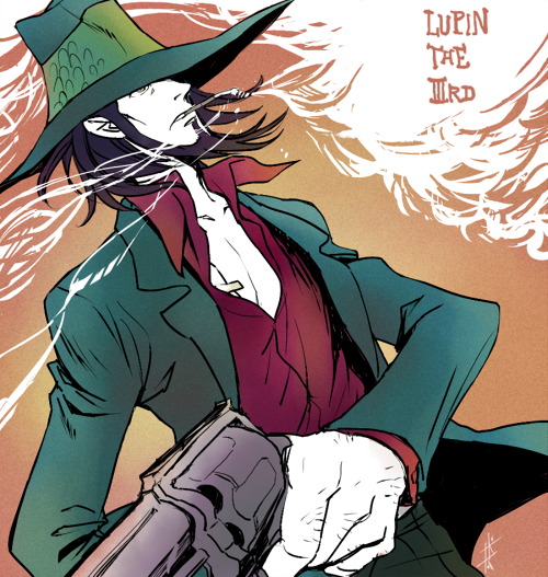 lupin the iiird jigen daisuke no bohyou mega