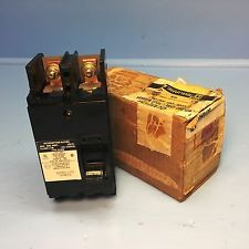 New Square D Q2m2125 125a Circuit Breaker 240v Type Q2mb 2 Pole Sqd 125 Amp Nib See More Pictures Details At Http Ift Tt Decorative Boxes Ebay Breaker Panel