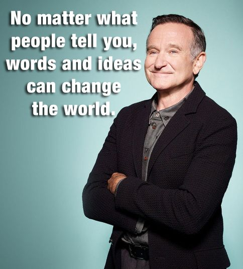 Obscure Robin Williams Quotes: 10 Inspirational Robin Williams Quotes