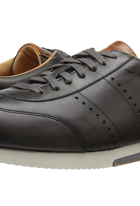 Magnanni Isco (Grey) Men's Shoes