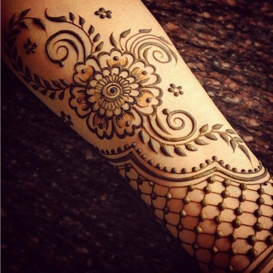 97 Jaw Dropping Henna Tattoo Ideas That You Gotta See: Pin By ༺♥༻ Piyanka Kar Mitra ༺♥༻ On Henna.