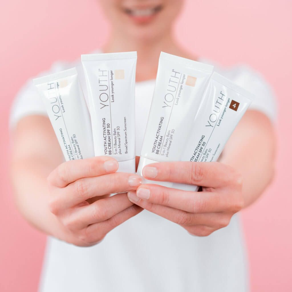 Perfect u Protect your skin with BB Cream  Now you can Swap Your
