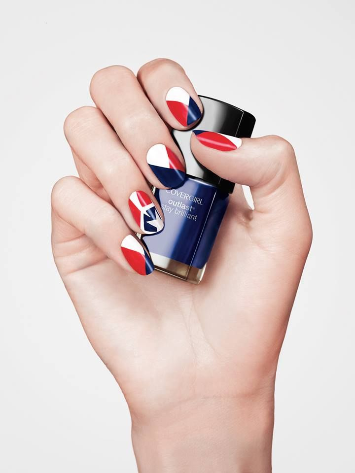 Fashion meets football in the best way possible: NFL nail art by ...