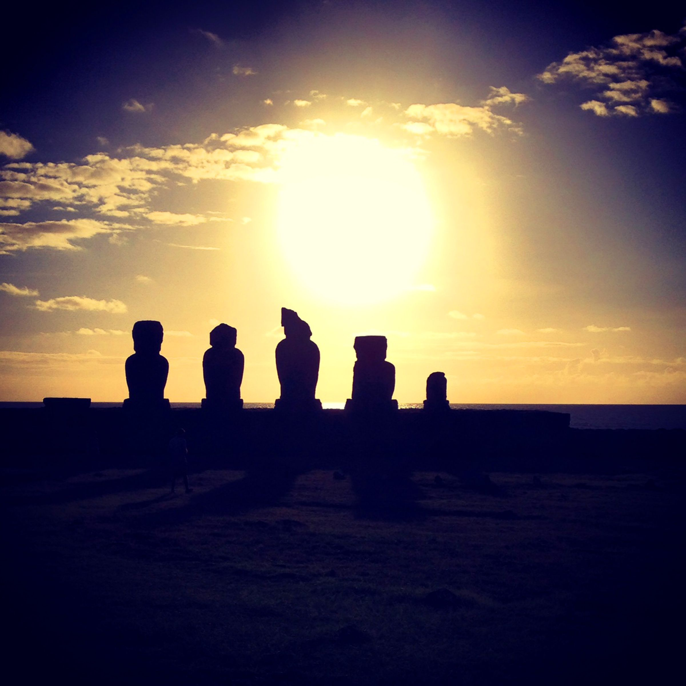 """Best of Chile - Easter Island"" Adventure Vacation itinerary"
