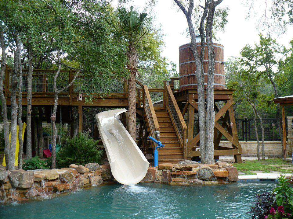 SlideScapes | Residential Water Slides | Water slides ...