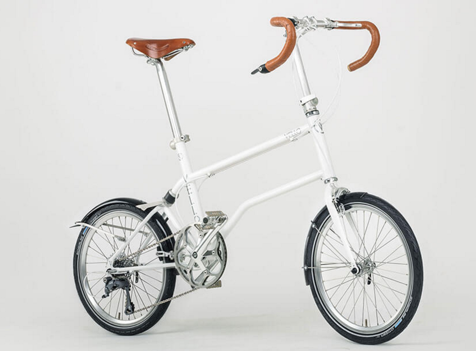 Vello Bike The First Self Charging Electric Folding