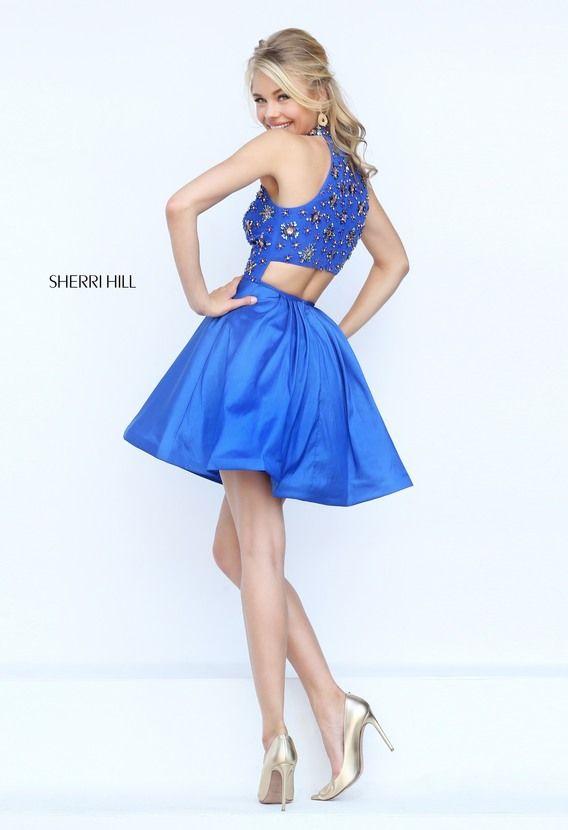 SHERRI HILL 50367. A Line Prom DressesParty DressesShort ...
