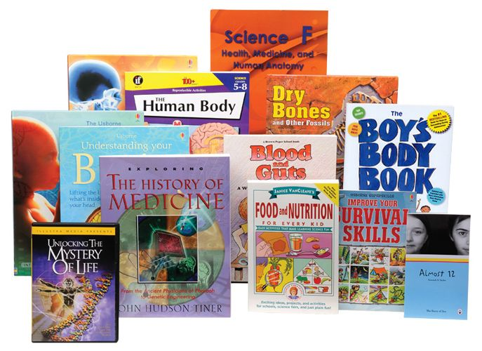 Science F Science Programs Life Science And Health Lesson Plans