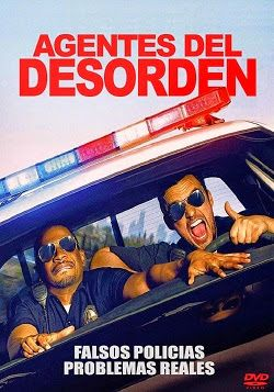 Agentes Del Desorden Online Latino 2014 Comedia Lets Be Cops Cops Great Movies To Watch