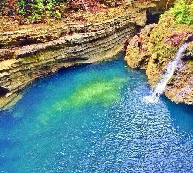 Cancalanog Falls, Alegria, Cebu by @ph.noel | Cebu, Famous ...