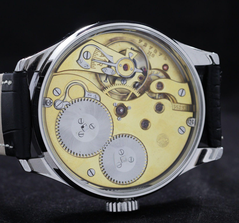 1919 IWC International Watch Co Schaffhausen Pocket Watch 16 J Movement CAL53H6 | eBay