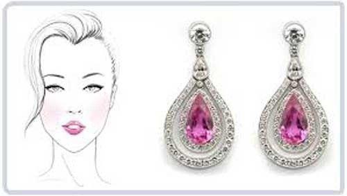 How to choose diamond co-designed earrings for women?