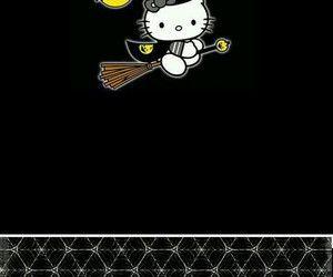 Ninja_Kitty 在 We Heart It 的Hello Kitty Halloween🎃🍭🍬🍬