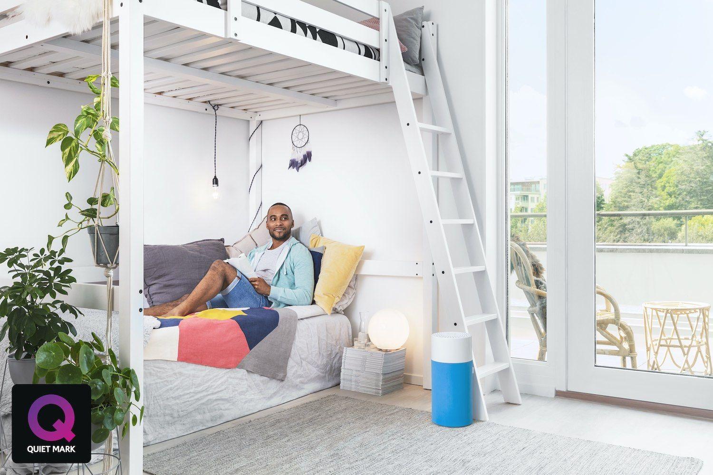 Quiet Air Purifiers And Dehumidifiers For Improved Autumn Indoor Air In 2020 Quiet Air Purifier Air Quality Sensor Air Purifier