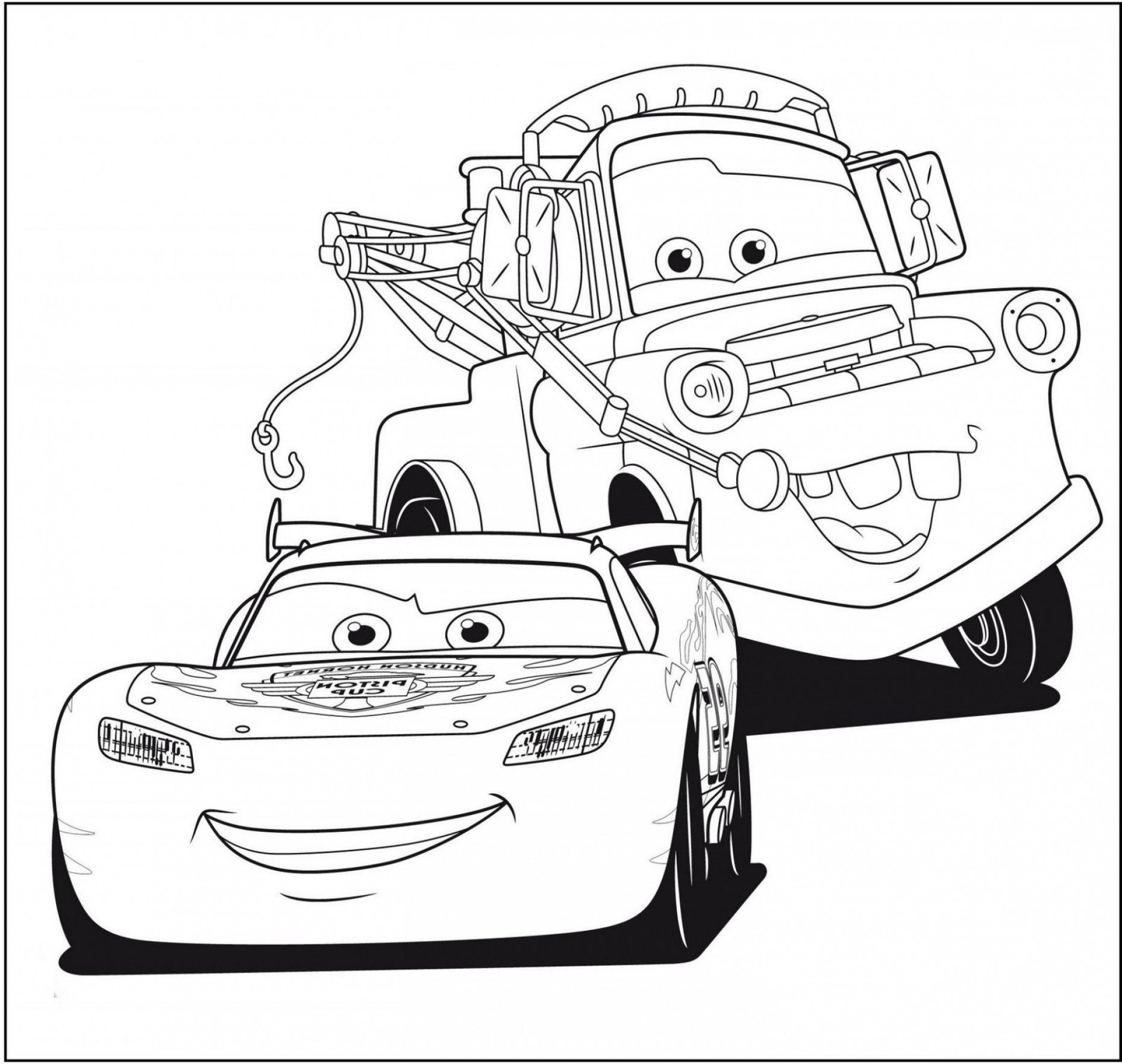 7 mcqueen coloring in 2020  cars coloring pages disney