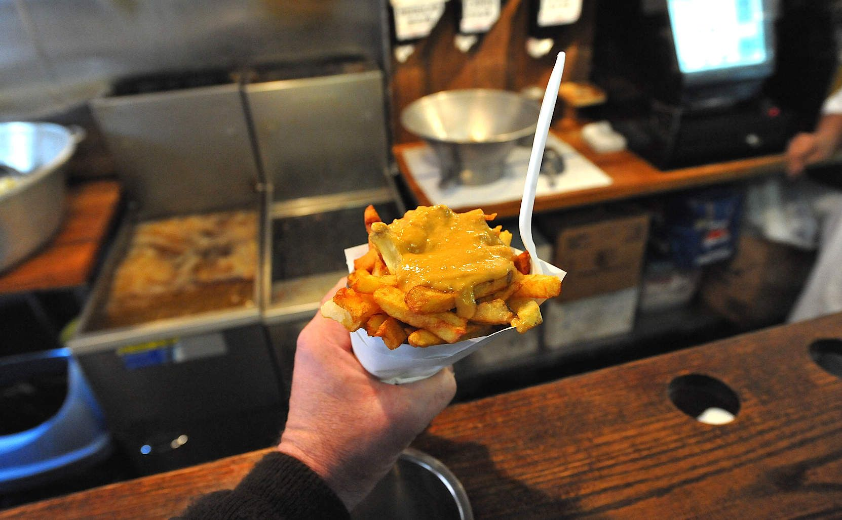 The Absolute Best French Fries In Nyc Best French Fries Nyc Restaurants Nyc Food