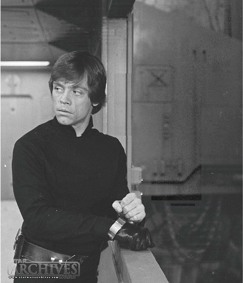 Final, sorry, Luke skywalker sex men will not