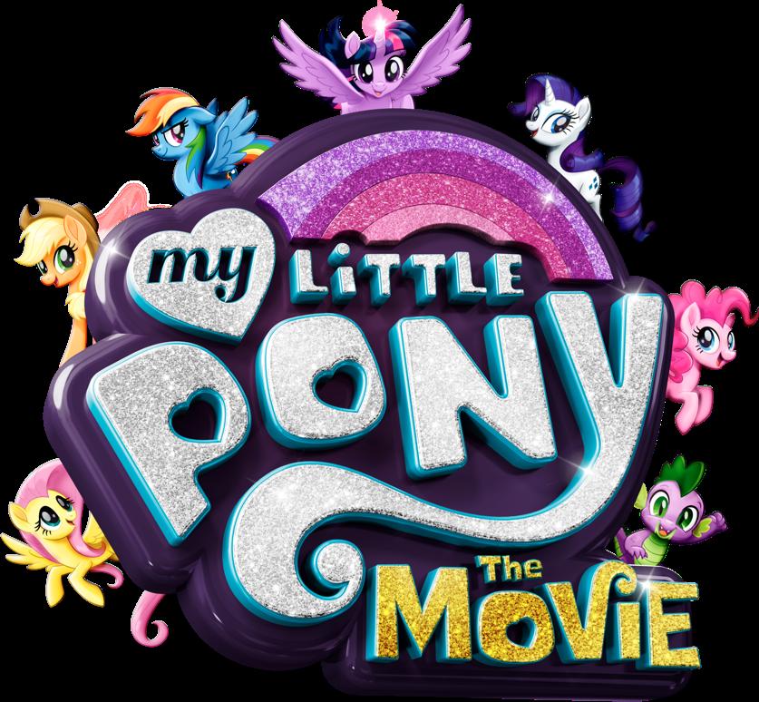 mlp movie Logo by kitteneee