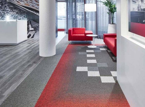 We Like This Red Interior Design At Hafele Netherlands Fuse Is A