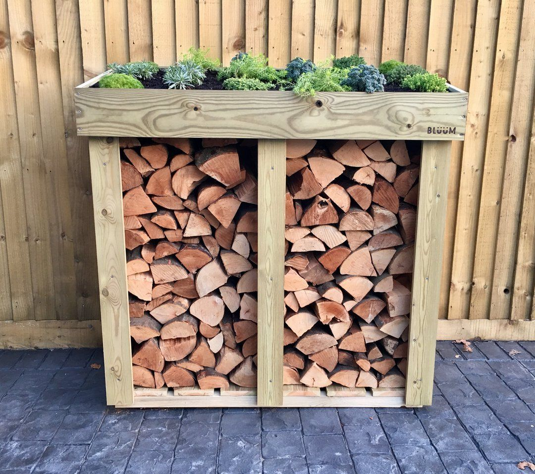 Diy Outdoor Firewood Storage Rack Ideas For A Deck Outdoor Firewood Rack Firewood Storage Outdoor Firewood Storage