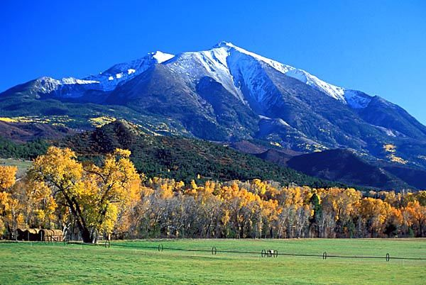 Mt. Sopris Glenwood Springs @ Judith Land