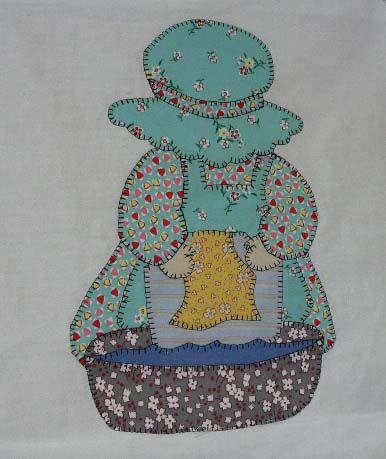 Sunbonnet Sue Quilt Designs Sunbonnet Sue Block Of The