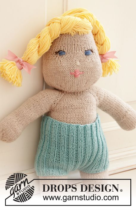Cora / DROPS Children 35-12 - Free knitting patterns by DROPS Design