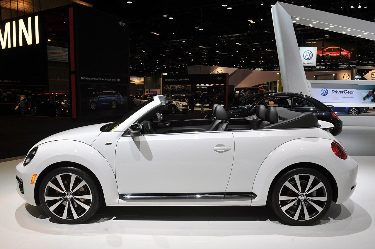 2014 volkswagen beetle convertible r line chicago 2013 vw beetle pinterest beetle. Black Bedroom Furniture Sets. Home Design Ideas