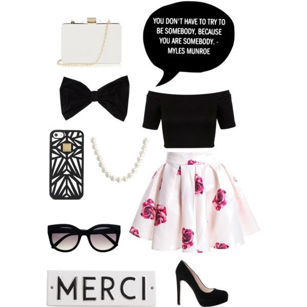 Classy but sassy @the.polyvore.addict on ig