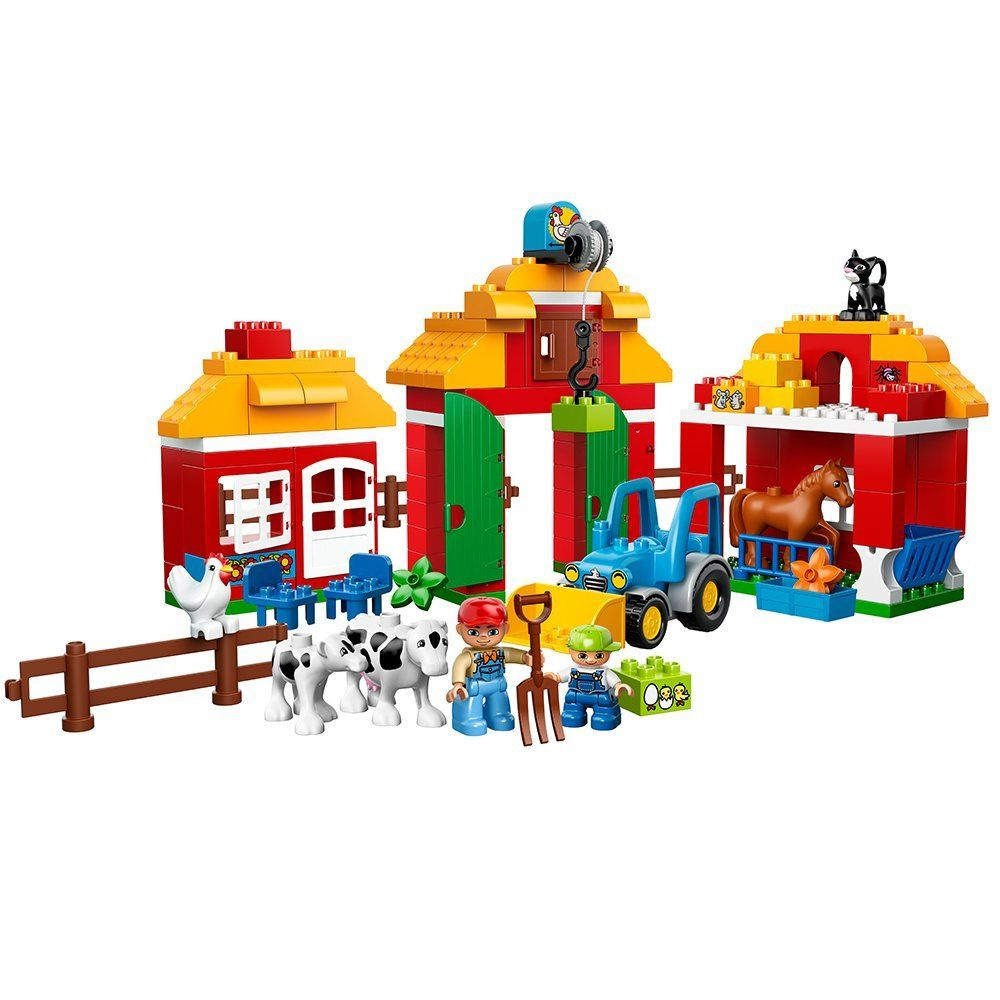 Lego Duplo Town Big Farm Building Sets Blocks Lego