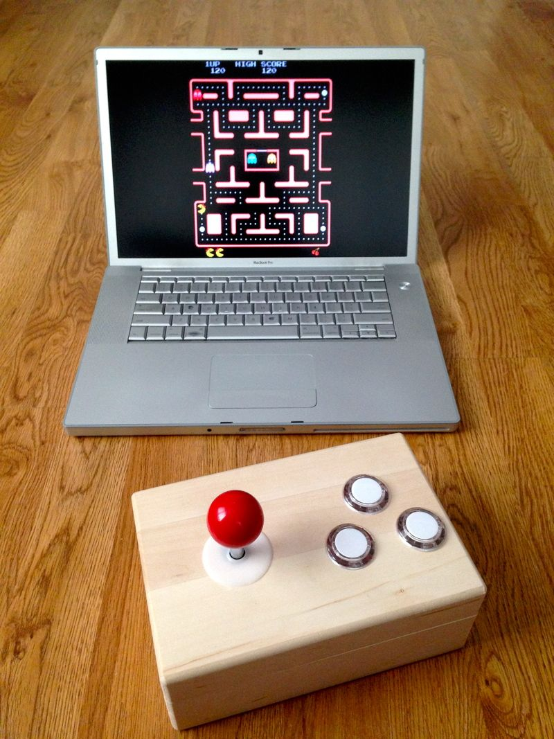 Overview | Bluetooth Arcade Stick | Adafruit Learning System