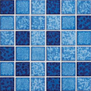 Mosaic tile pool pool mosaic tile rs mcp31640b for Swimming pool ceramic tile