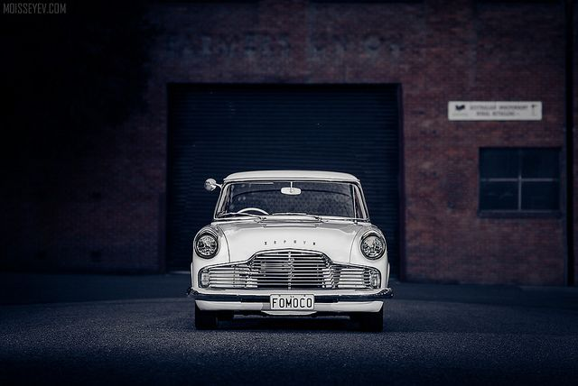Automotive Photography By Andrey Moisseyev Ford Zephyr