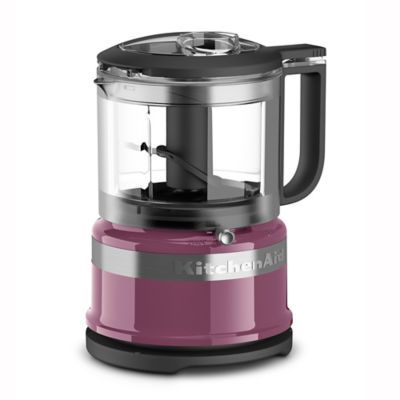 Kitchenaid 3 5 Cup Mini Food Processor In Boysenberry