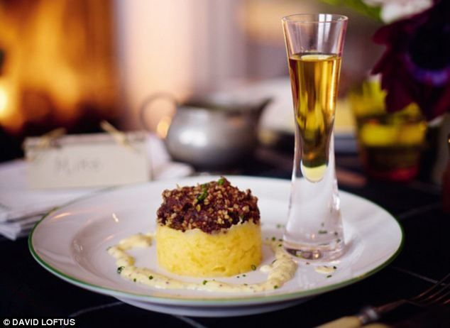"You have to have haggis, neeps and tatties for a Burns Night Celebration, traditionally a Scottish celebration. January 25th is celebrated throughout the world as Robert Burns birthday. ""You can put your own contemporary twists on the food or just choose a menu that celebrates Scottish produce, as long as haggis features at some stage."" - Pippa Middleton"