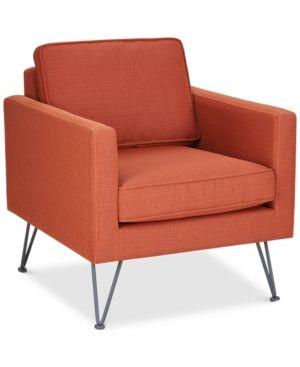 Austin Outdoor Lounge Quick Ship Orange