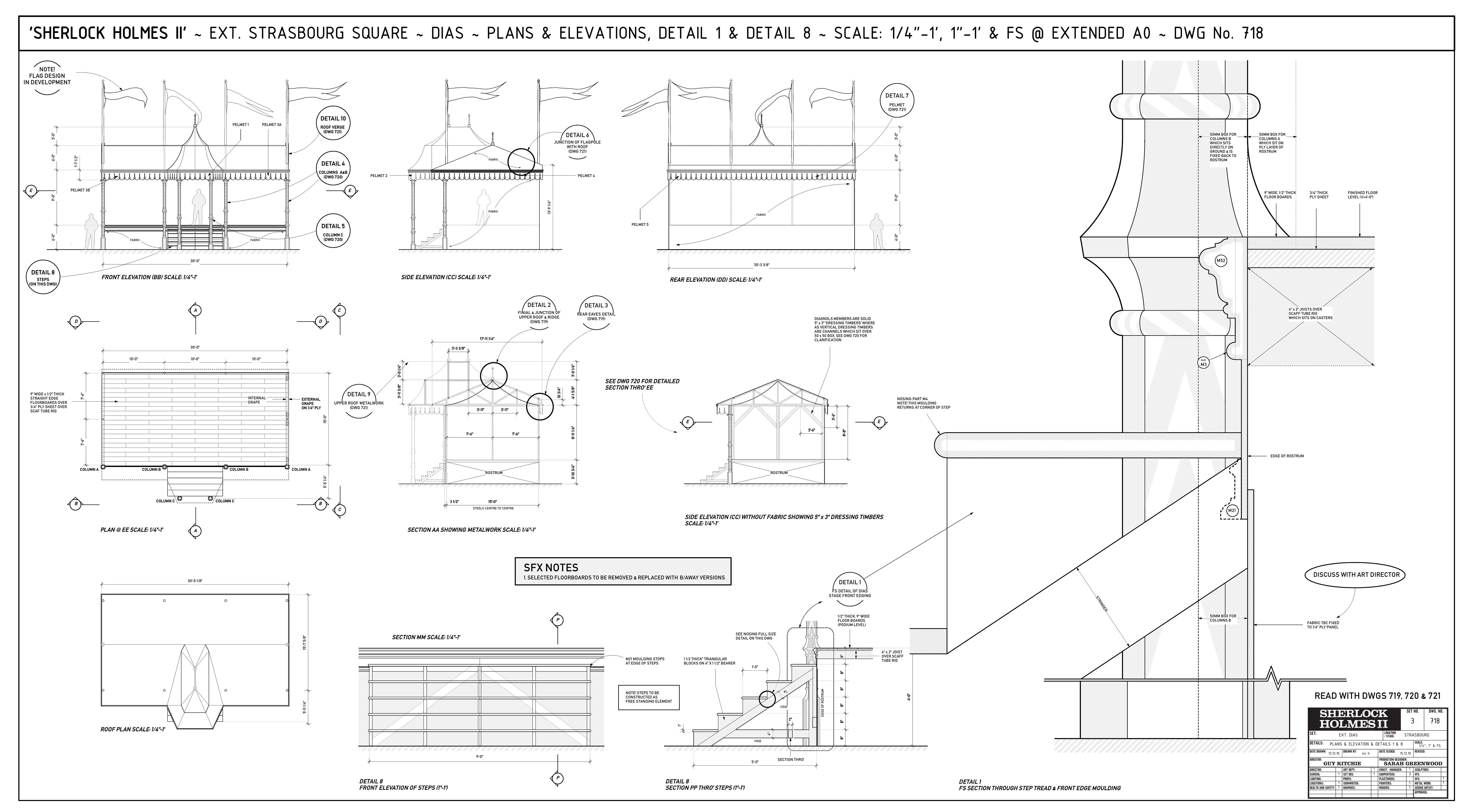 221b Baker Street Floor Plan Strasbourg Dias Plans And Elevations Jpg 7000 215 3848