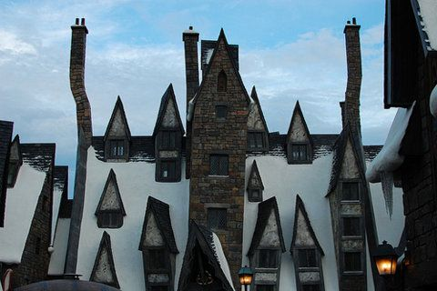 Pin By River Song On Fly Me There Hogsmeade Harry Potter Theme Park Photo