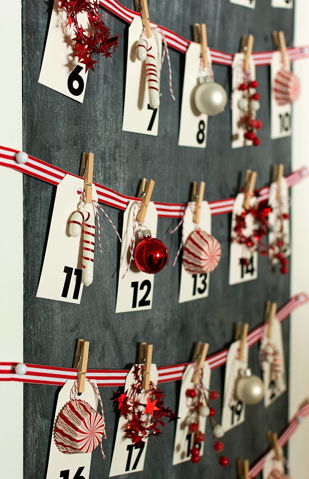 Countdown To Christmas Craft Ideas Part - 48: Christmas In The Kitchen. Christmas Countdown CalendarXmas CraftsEasy ...