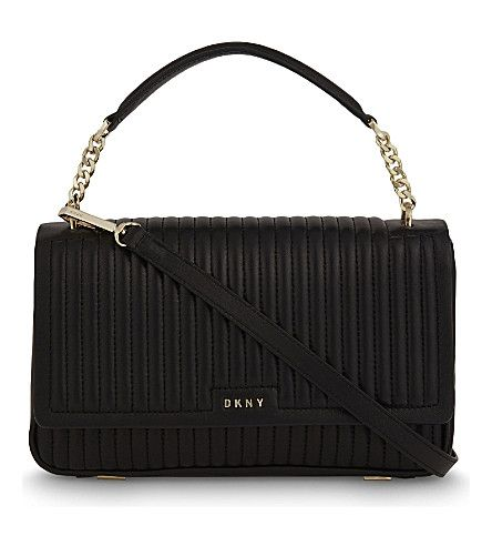 Dkny Gansevoort Quilted Leather