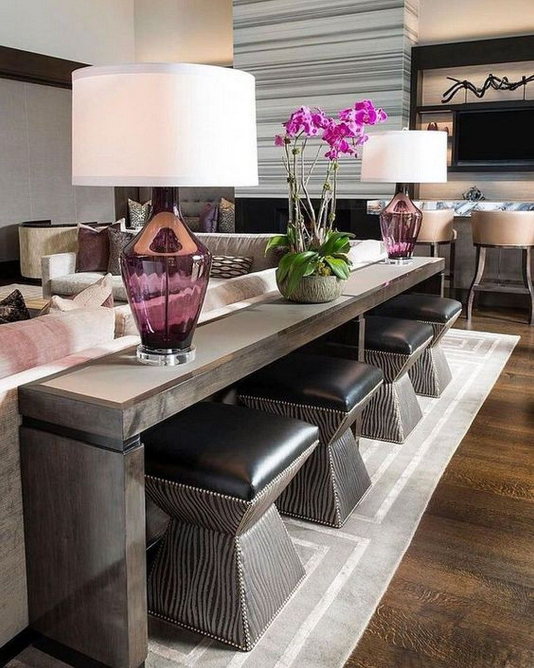 Perfectly design living room with these beautiful farmhouse sofa tables also ideas for basement decoration in rh pinterest
