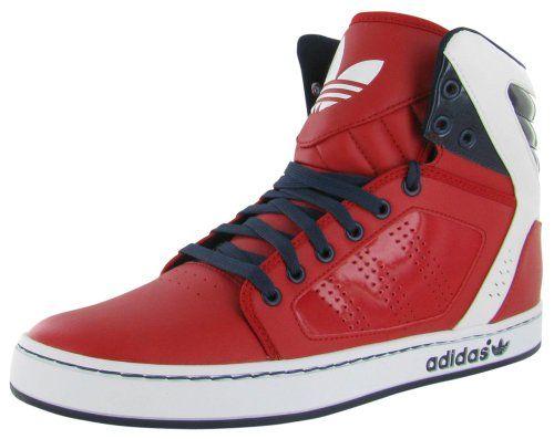 adidas originali dga alto ext scarpe da uomo moda scarpe rosso sz 10